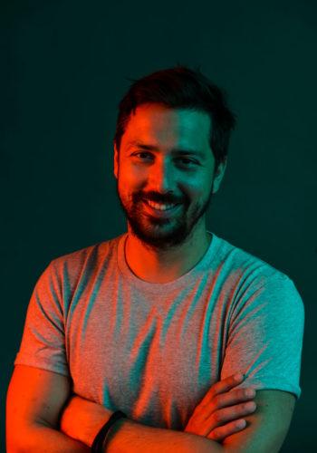 Joris Fleurot, Réalisateur et Fondateur - Spline Studio Agence Audiovisuelle Lyon