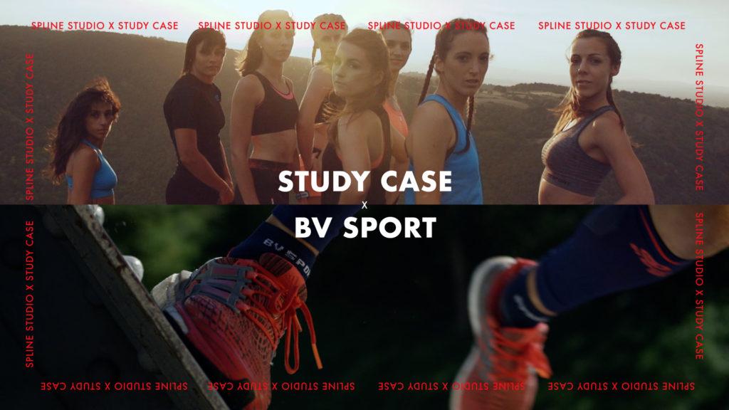Study case spline studio bv sport