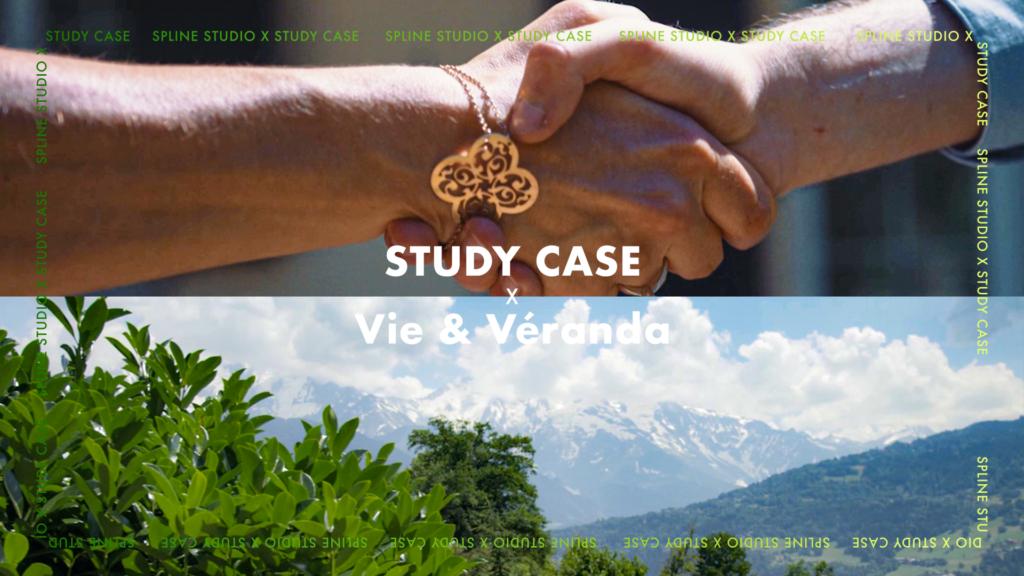 Study case spline studio vie et veranda